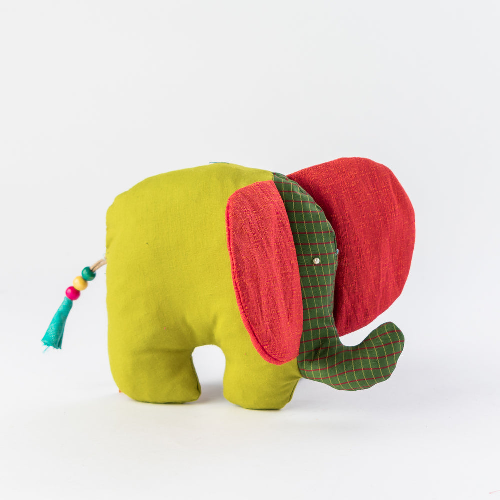 Elephant Plushie (small)