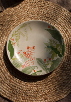 Paaro - Lantana Appetizer Plates (Set of 4)