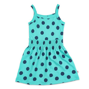 Dotty Strappy Dress