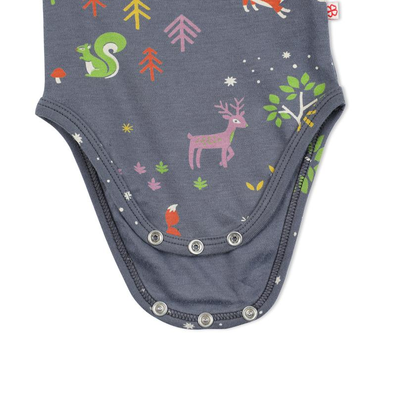 Forest Friends Bodysuit
