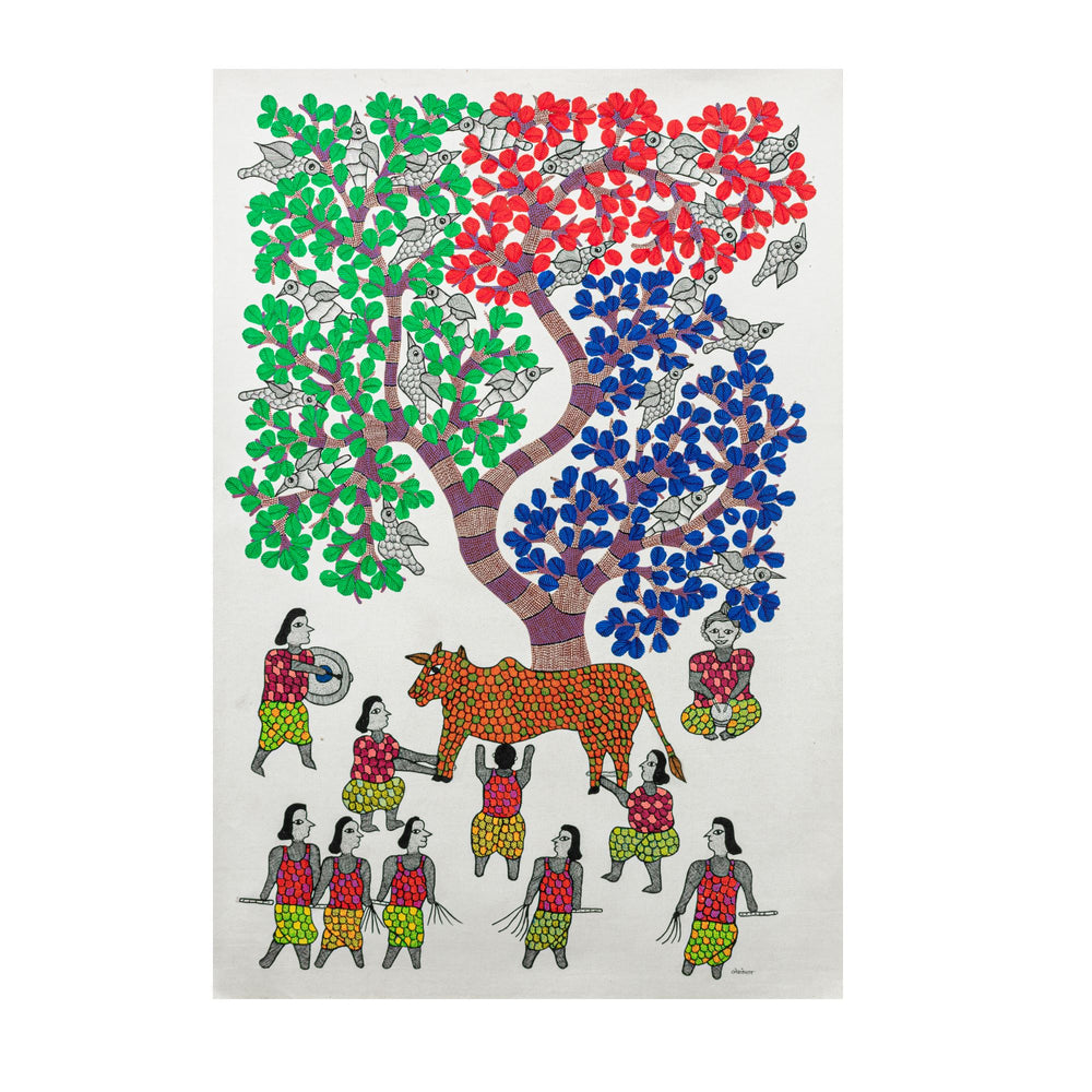 GOND : A Village Celebration