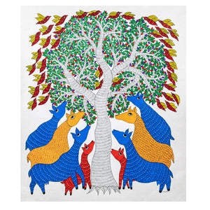 GOND : The Tree of Life