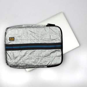 "Laptop Sleeve 15"" Silver"