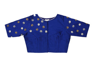 Load image into Gallery viewer, Blue Dandelion Blouse