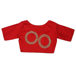 Red Bangles Blouse