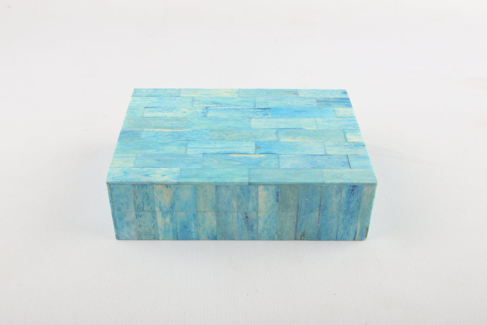 Load image into Gallery viewer, Turquoise Resin Box