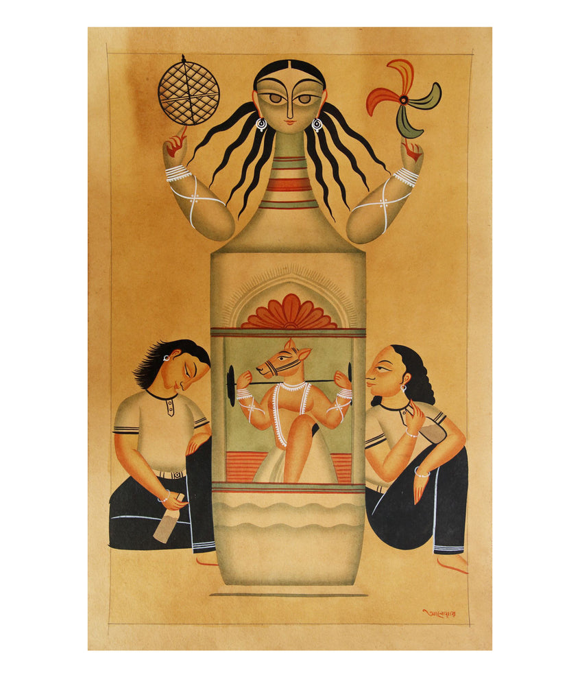 KALIGHAT : Kiss The Bottle And Win The Night!