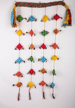 Upcycled Wall Decor- Multi-colour