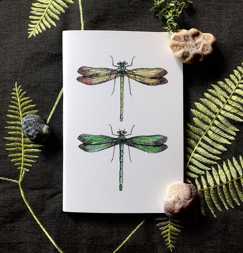 Notebook - Dragonflies