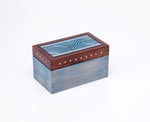 Tea Box Wave Indigo
