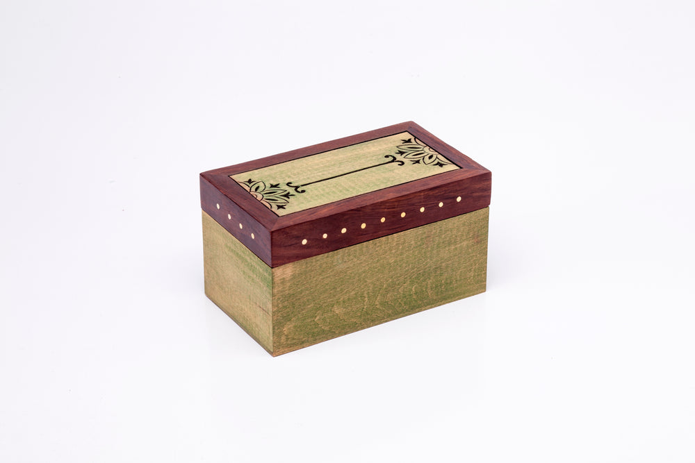 Tea Box Seoni Olive
