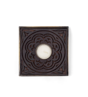 Godna Tealight and Plate