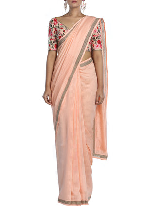 Load image into Gallery viewer, Chanderi Saree