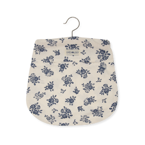 Load image into Gallery viewer, Peg Bag - English Rose - Cream