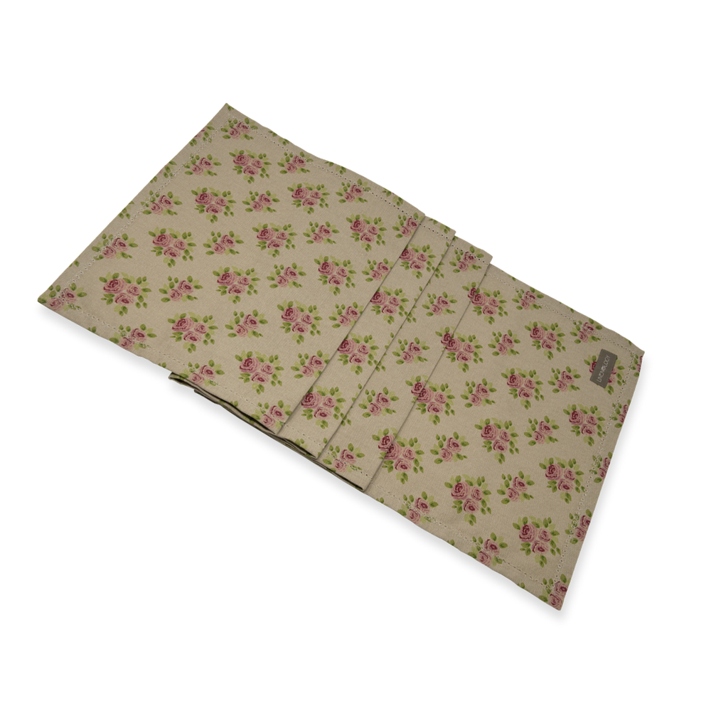 Load image into Gallery viewer, Table Runner - Vintage Rose