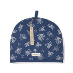 Tea Cosy-English Rose-Navy
