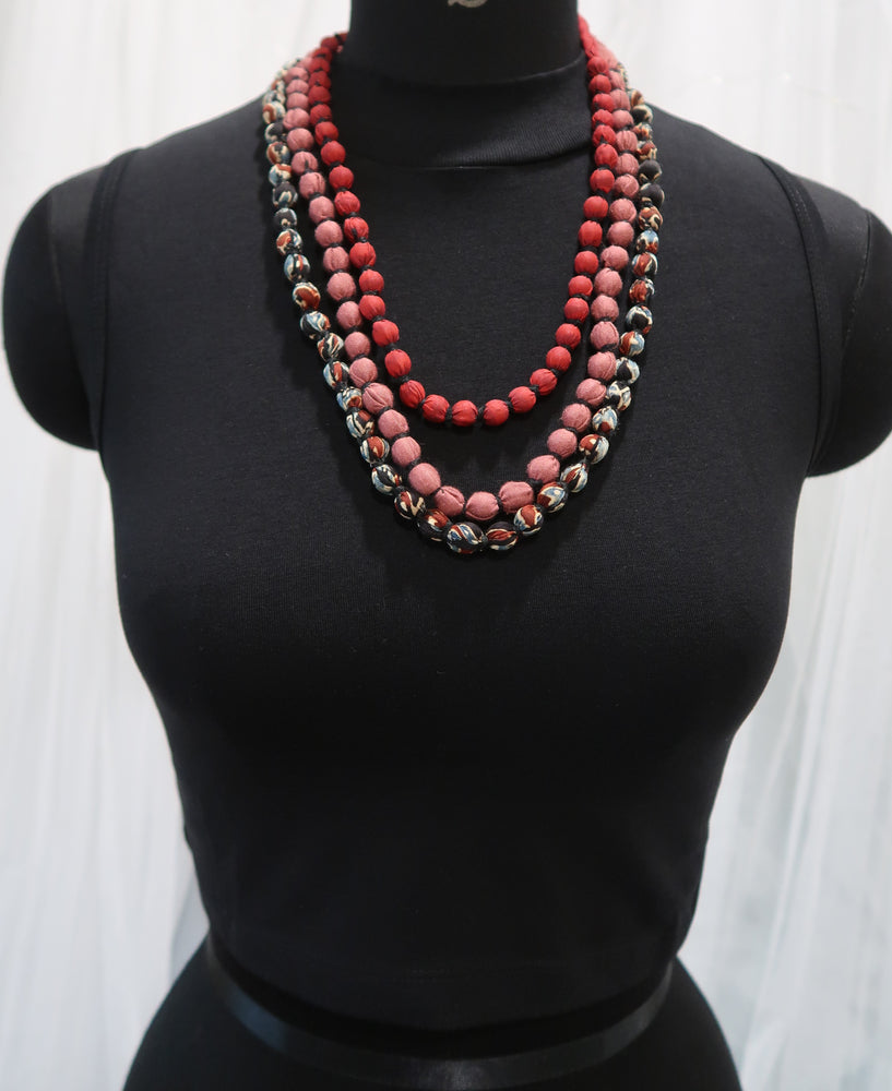 Beaded Neckpiece