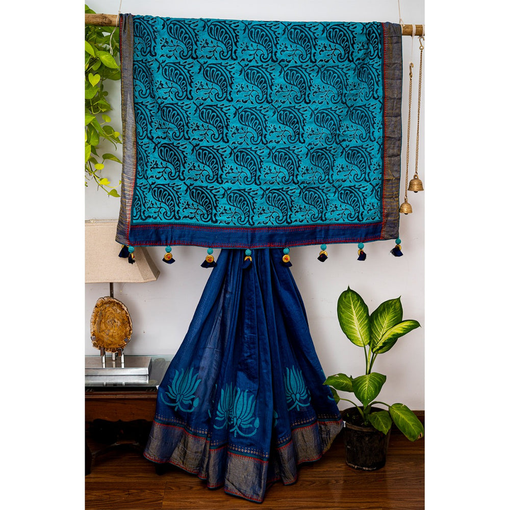 Gicha Silk Saree