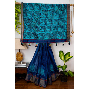 Load image into Gallery viewer, Gicha Silk Saree