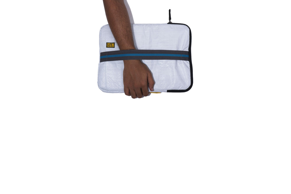 "Laptop Sleeve 13"" White"