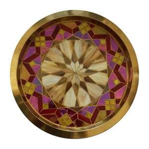 Load image into Gallery viewer, Mosaic Decorative Plate