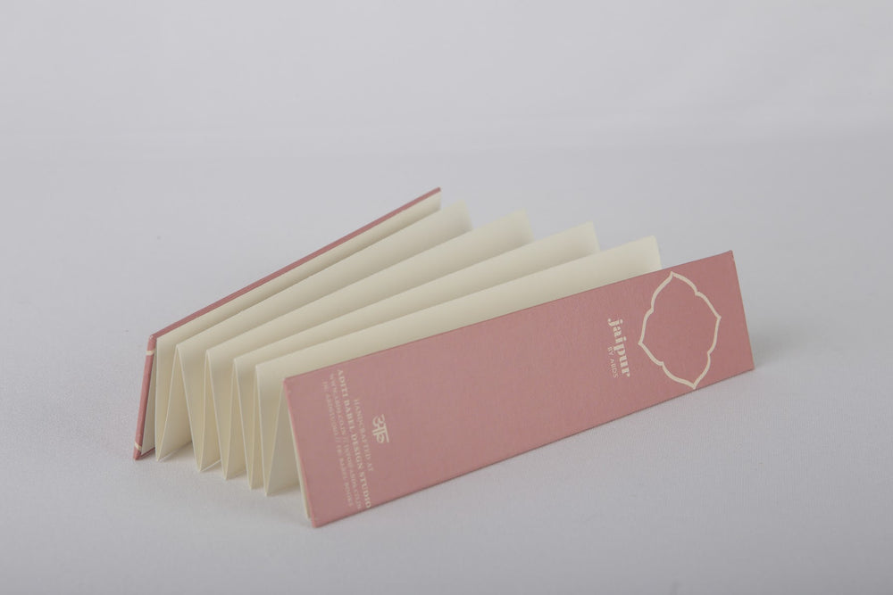 Babel Book - Accordian Fold