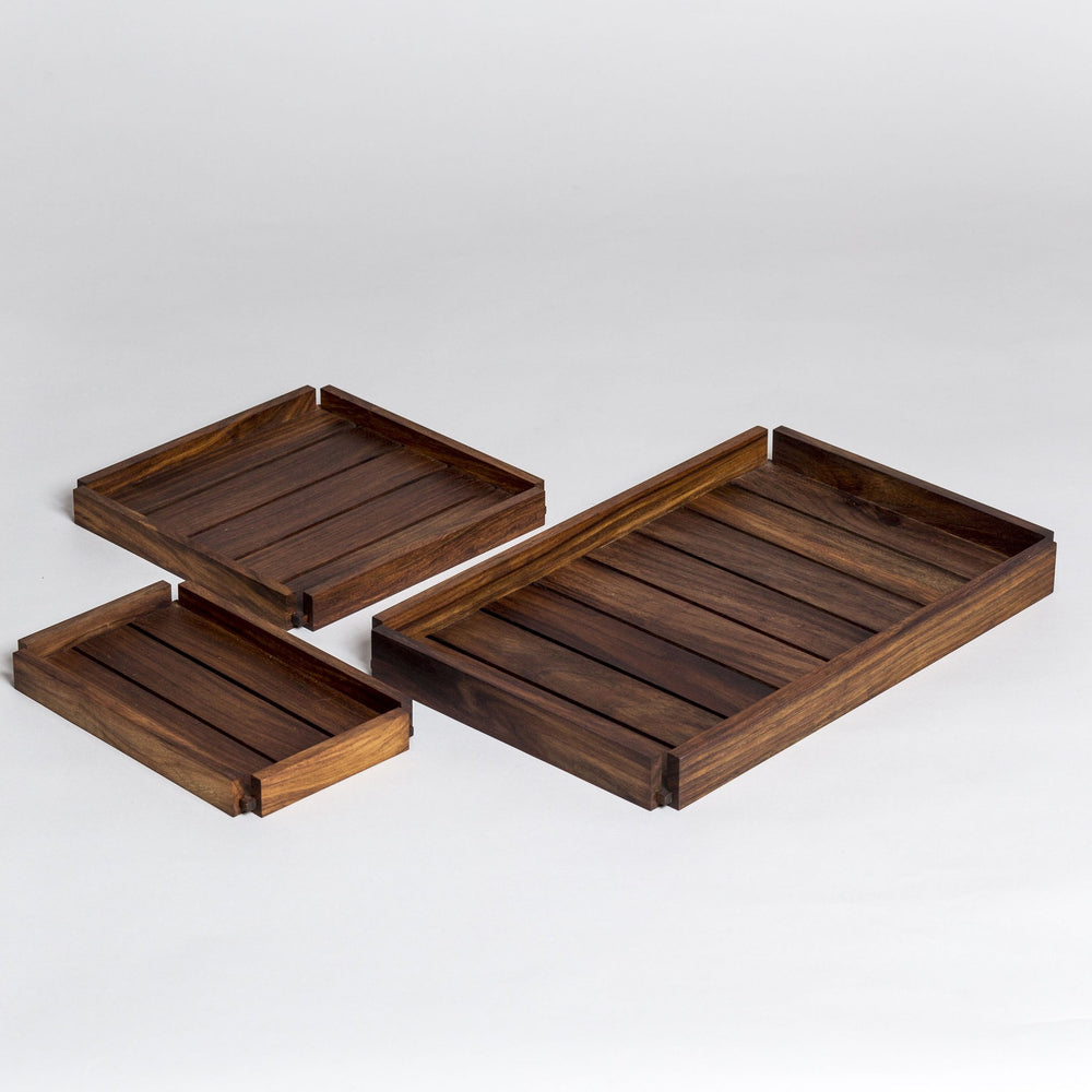 Load image into Gallery viewer, Madera Tray S/3