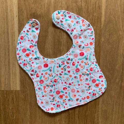 Tiny Retro Standard Bib