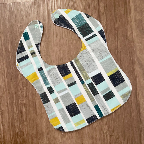 Knock on Wood Standard Bib