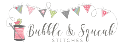 Bubble & Squeak Stitches