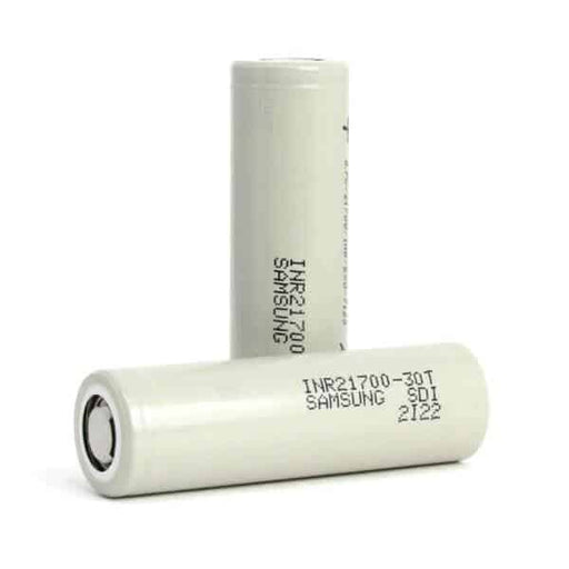 Samsung 30T 35A 3000mAh 21700 Battery