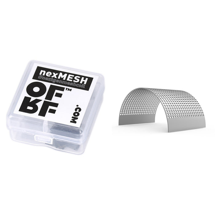 OFRF nexMesh Strips for Wotofo Profile RDA & Unity RTA (10 pack)