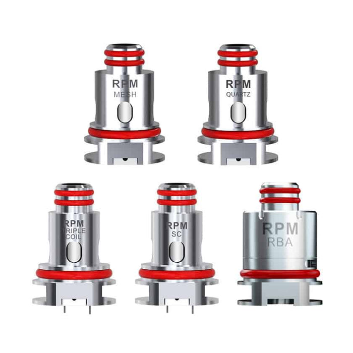 Smok Fetch Mini / RPM40 Coils (5 pack)