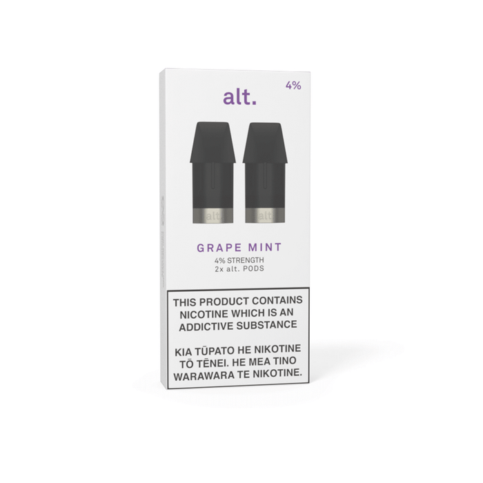 Alt. Replacement Pods (2 Pack)