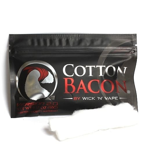 Cotton Bacon V2 by Wick N Vape