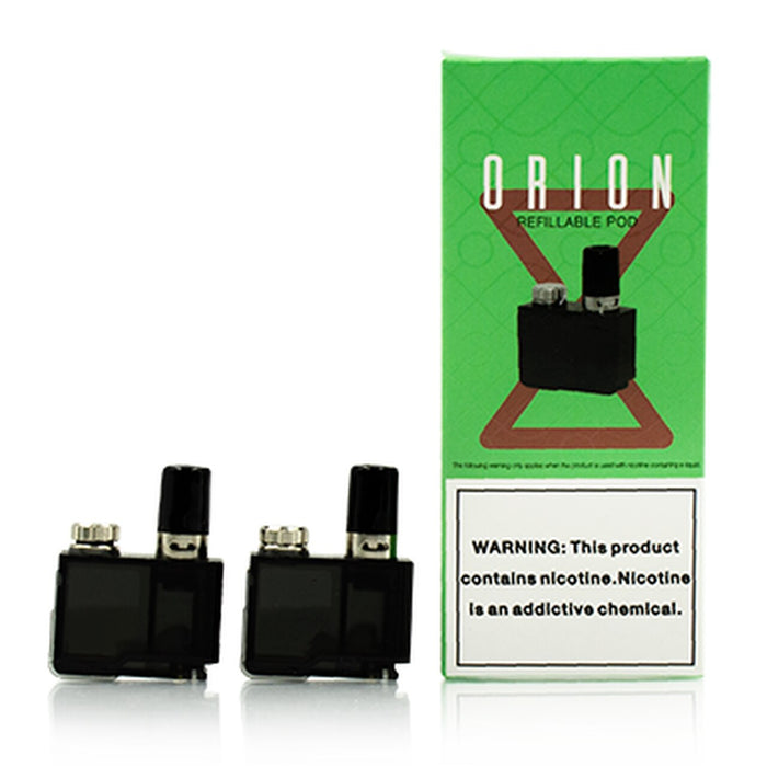 Lost Vape Orion DNA GO Replacement Pods (2 pack)