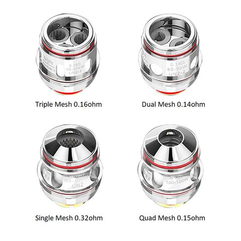 Uwell Valyrian 2 Coils (2 pack)