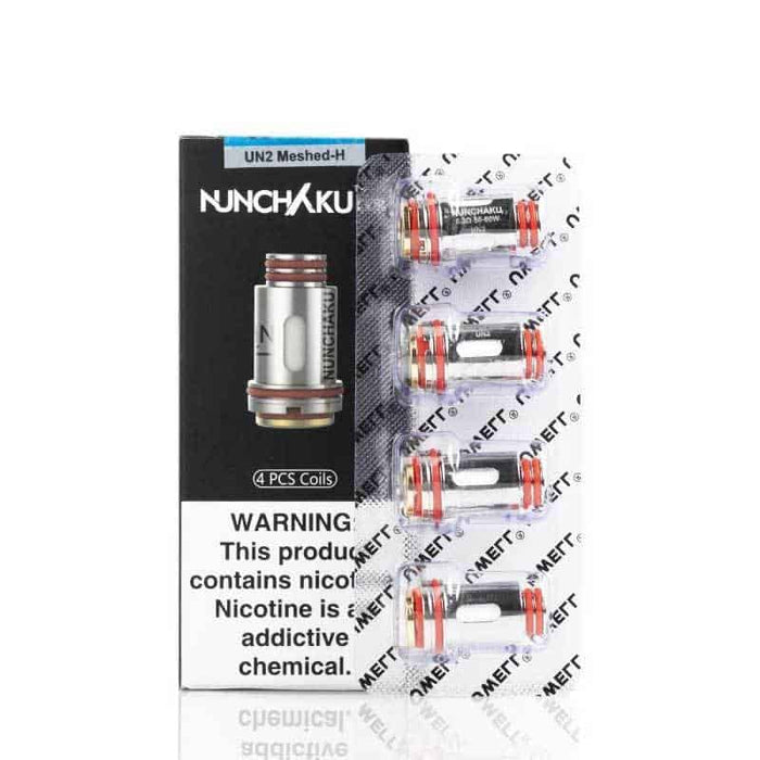 Uwell Nunchaku 2 Replacement Coils (4 Pack)