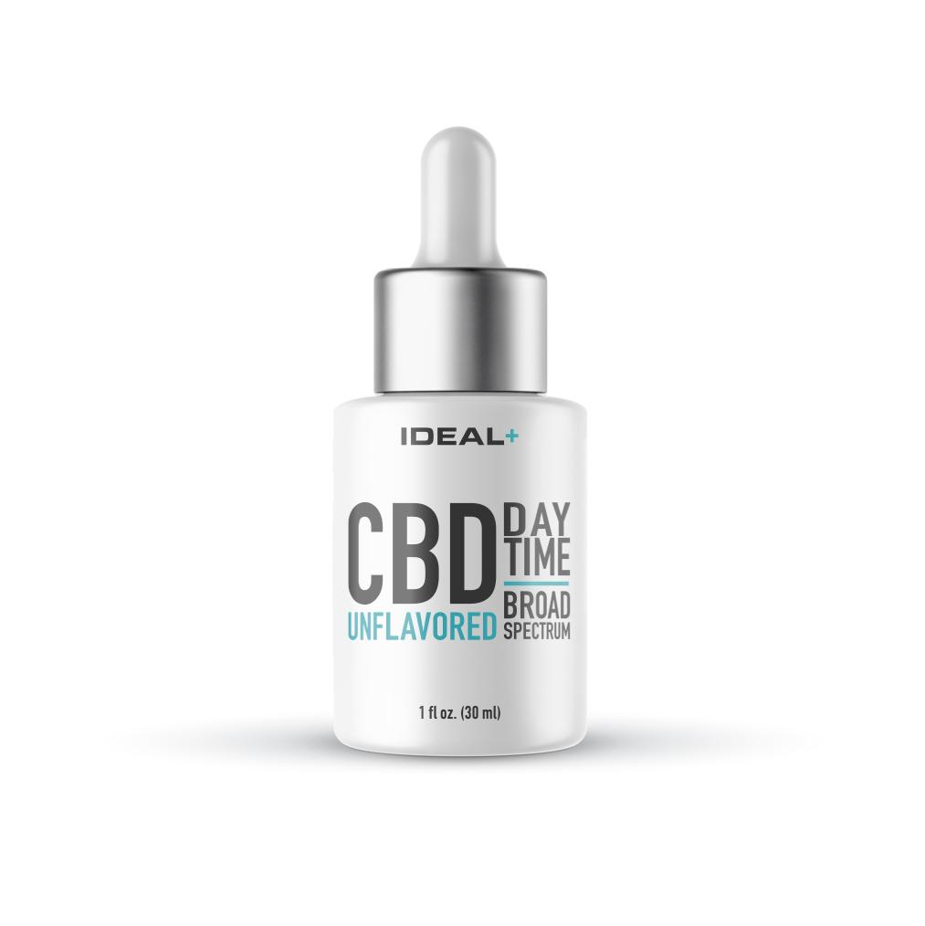 Broad Spectrum CBD Drops Day (30mL)