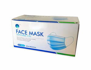 3-ply Protective Disposable Face Mask (Medical)