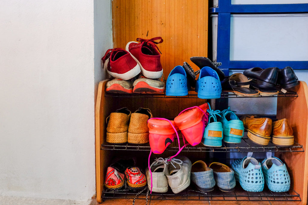 Three Tips To Organize Your Home