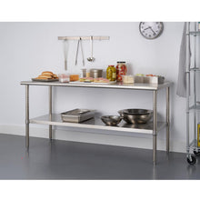 Load image into Gallery viewer, Stainless Steel Table | NSF