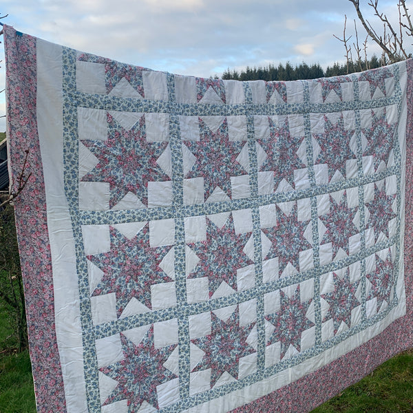 The Star Gazing Quilt