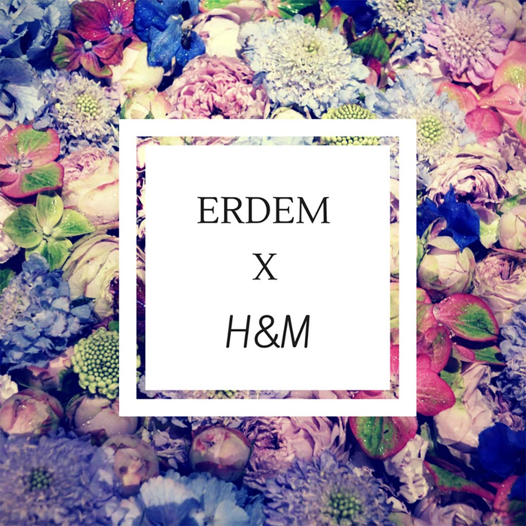 This Is Why Erdem X H&M Collection Sold Out So Fast