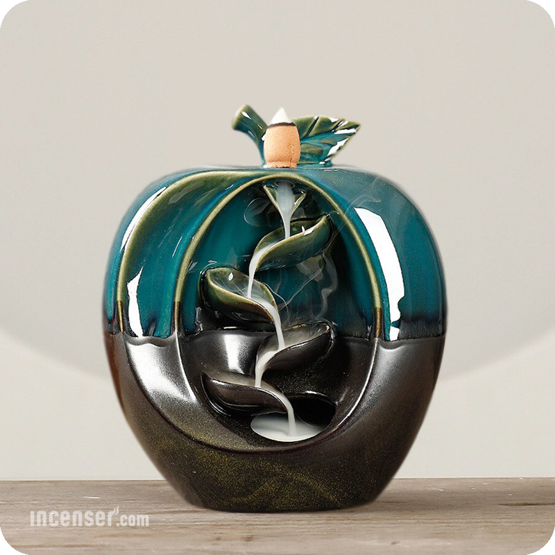 Apple Incense Burner