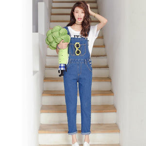women casual jeans jumpsuit