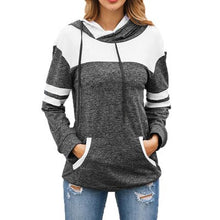 Load image into Gallery viewer, women hooded  sweatshirt
