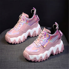 Load image into Gallery viewer, dropshipping women ladies chunky sneakers shoes - YR.SOOQ