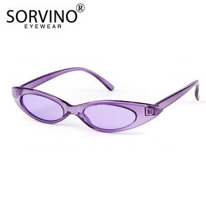 dropshipping women ladies small cat eye sunglasses - YR.SOOQ