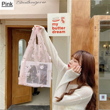 Load image into Gallery viewer, dropshipping women handmade flower embroidery had bag - YR.SOOQ